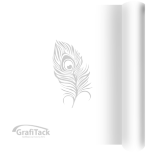 181 White Glossy Grafitack 100 Series (Indoor) Vinyl