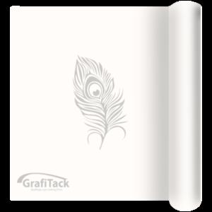 101 White Matt Grafitack 100 Series (Indoor) Vinyl