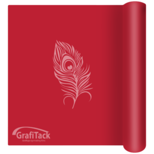 332 Tomato Red Glossy Grafitack 200/300 Series (Outdoor)Vinyl