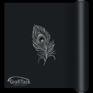 187 Black Glossy Grafitack 100 Series (Indoor) Vinyl