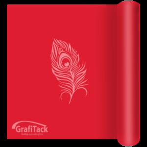 114 Red Matt Grafitack 100 Series (Indoor) Vinyl