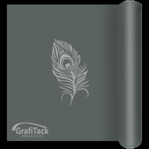 118 Dark Grey Matt Grafitack 100 Series (Indoor) Vinyl