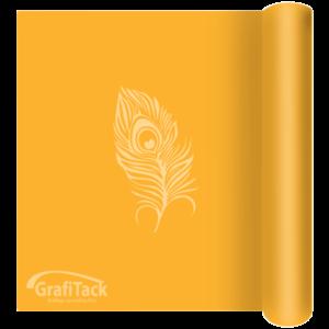 P117 Gold Yellow Glossy Grafitack Promo Vinyl