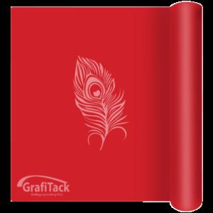 P135 Red Glossy Grafitack Promo Vinyl