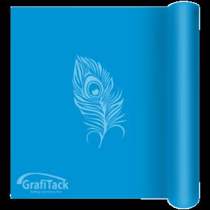 P140 Light Blue Glossy Grafitack Promo Vinyl