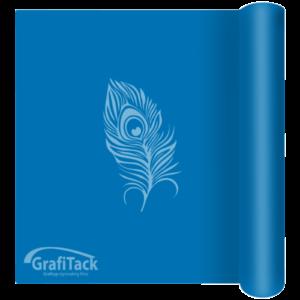 P142 Azure Blue Glossy Grafitack Promo Vinyl
