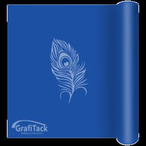 P146 Brilliant Blue Glossy Grafitack Promo Vinyl