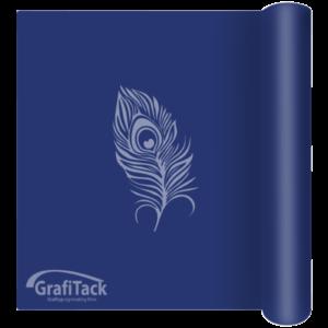 P149 Dark Blue Glossy Grafitack Promo Vinyl