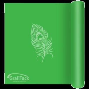 P152 Lemon Green Glossy Grafitack Promo Vinyl