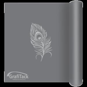P173 Light Grey Glossy Grafitack Promo Vinyl