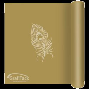 P191 Gold Glossy Grafitack Promo Vinyl
