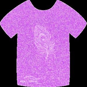 SGL42 Neon-Purple PoliFlex Pearl Glitter Heat Transfer Vinyl