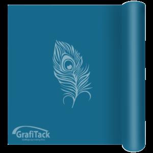 215 Medium Blue Glossy Grafitack 200/300 Series (Outdoor) Vinyl