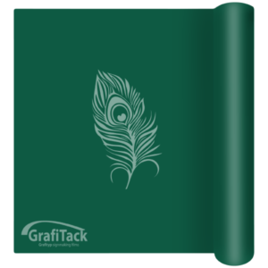 219 Dark Green Glossy Grafitack 200/300 Series (Outdoor) Vinyl