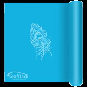 222 Sky Blue Glossy Grafitack 200/300 Series (Outdoor) Vinyl
