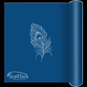 223 Dark Blue Glossy Grafitack 200/300 Series (Outdoor) Vinyl