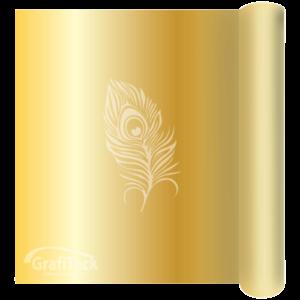 226 Gold Chrome Grafitack 200/300 Series (Outdoor) Vinyl