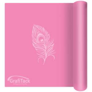 236 Pink Glossy Grafitack 200/300 Series (Outdoor) Vinyl