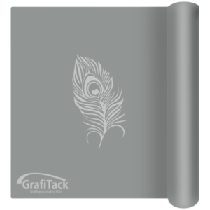243 Dark Grey Glossy Grafitack 200/300 Series (Outdoor) Vinyl