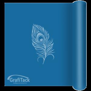 244 Blue Glossy Grafitack 200/300 Series (Outdoor) Vinyl
