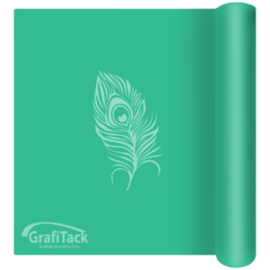 247 Mint Glossy Grafitack 200/300 Series (Outdoor) Vinyl