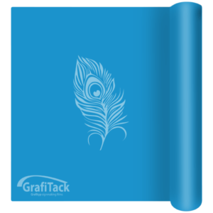 260 Azure Blue Glossy Grafitack 200/300 (Outdoor) Series