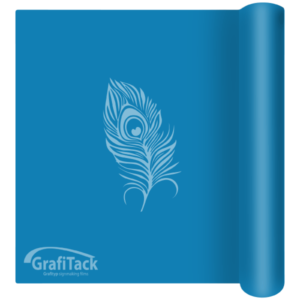 261 Gentian Glossy Grafitack 200/300 Series (Outdoor) Vinyl