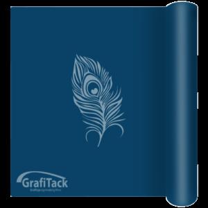 267 Evening Blue Glossy Grafitack 200/300 Series (Outdoor) Vinyl