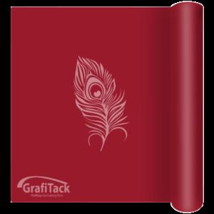 268 Dark Red Glossy Grafitack 200/300 Series (Outdoor) Vinyl