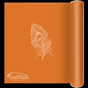 329 Orange Brown Glossy Grafitack 200/300 Series (Outdoor) Vinyl