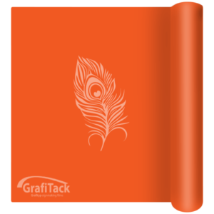 330 Orange Red Glossy Grafitack 200/300 Series (Outdoor) Vinyl
