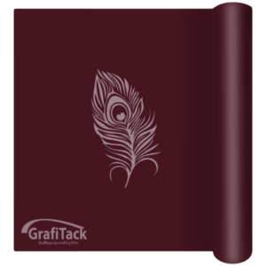 333 Burgundy Glossy Grafitack 200/300 Series (Outdoor) Vinyl