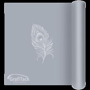 334 Silver Metallic Grafitack 200/300 Series (Outdoor) Vinyl