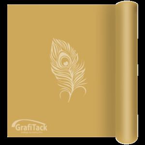 335 Gold Metallic Grafitack 200/300 Series (Outdoor) Vinyl