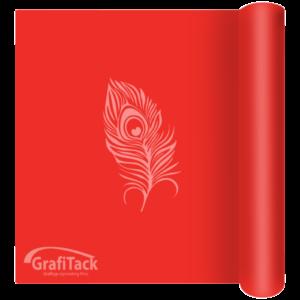 338 Red Orange Glossy Grafitack 200/300 Series (Outdoor) Vinyl
