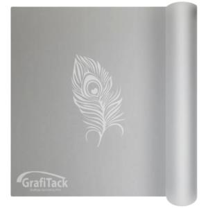 TR101 Sandblast Grafitack Etched Glass Series Vinyl