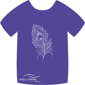 4914 Purple PoliFlex Turbo Heat Transfer Vinyl