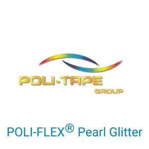 PoliFlex Pearl Glitter Heat Transfer Vinyl