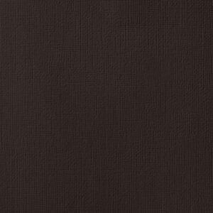 AC NEUTRALS 71082 AC Cardstock 12x12 Textured - Black (1 Sheet)