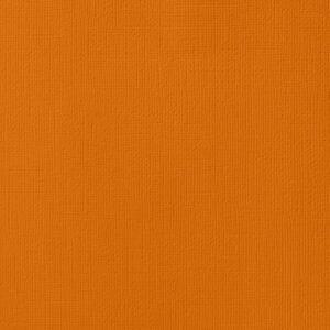 C ORANGES 71465 AC Cardstock 12x12 Textured - Rust (1 Sheet)