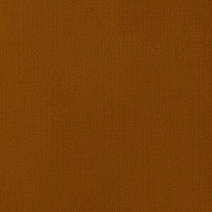 AC NATURALS 71504 AC Cardstock 12x12 Textured - Truffle (1 Sheet)