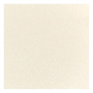 ADCO 727177 A4 Glitter Card - White (1 sheet, 250gsm)