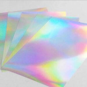 Inkjet/Laser Holographic Printable Vinyl - A4