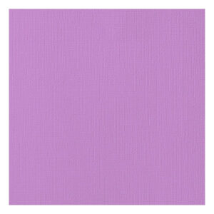 AC PURPLES 71012 AC Cardstock 12x12 Textured - Orchid (1 Sheet)