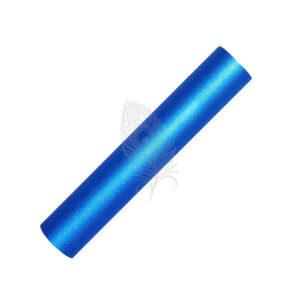 Glitter Bright Blue Self Adhesive Craft Vinyl