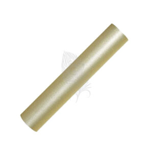 Glitter Champagne Gold Self Adhesive Craft Vinyl