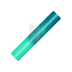 Colour Changing Heat Blue to Green Self Adhesive Craft Vinyl