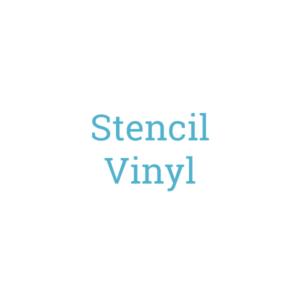 Stencil Vinyl